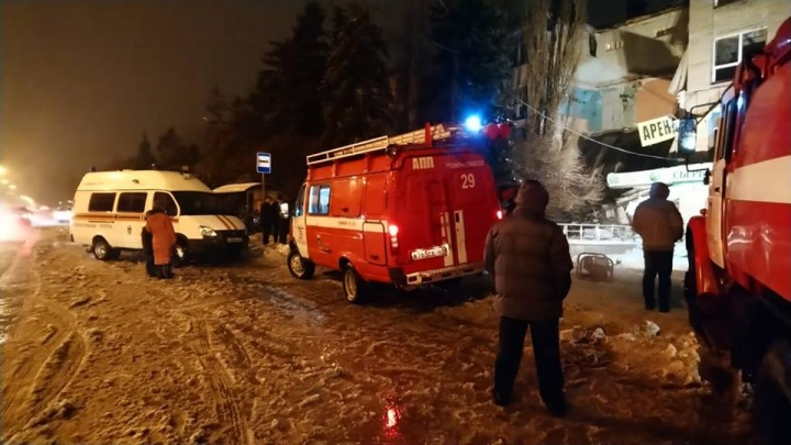 «Отделение банка не работало 1,5 года»: глава Новочеркасска прокомментировал ЧП с обрушением здания