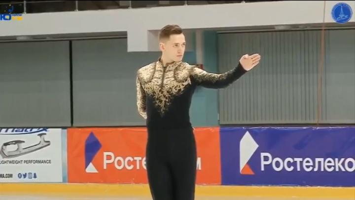 Триумфальное возвращение: Максим Ковтун выиграл этап Кубка России по фигурному катанию