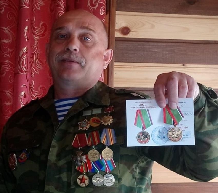Александр Шаманаев — военный