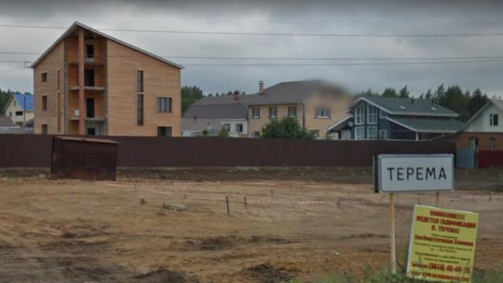 Под Челябинском хозяин ЛЭП оставил без света посёлок, где построят дома для президентов