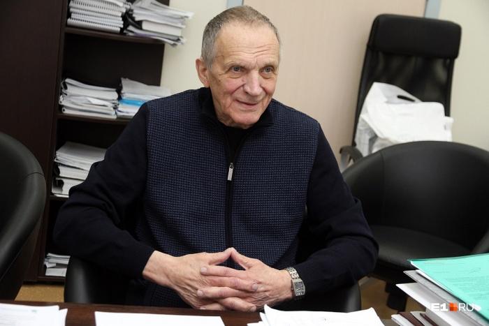 Владислав Валентинович четыре года назад давал интервью E1.RU