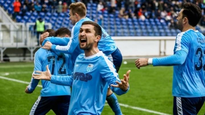 ФК «Ротор» снова победил в контрольном матче