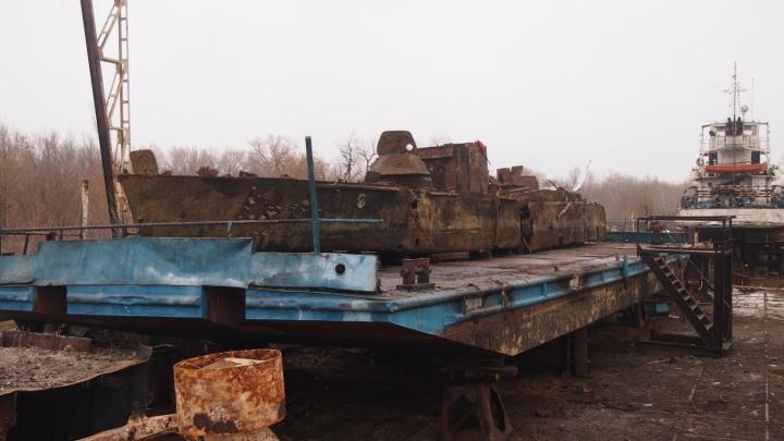 «Восстановят до ходового состояния»: в Волгограде опровергли слухи об участии БК-31 в парадах