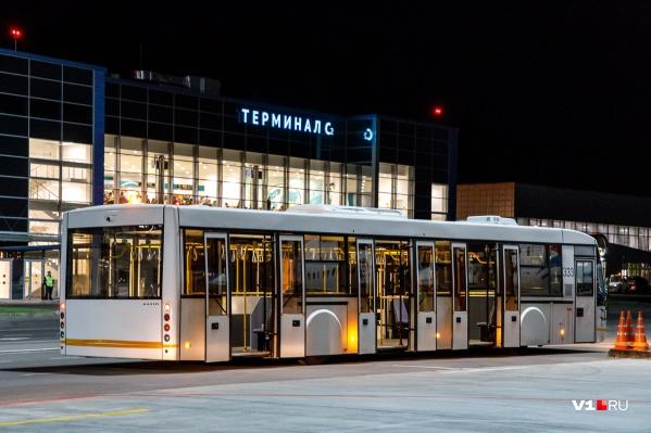 Возможность авиаперелётов связана с завершением строительства нового терминала