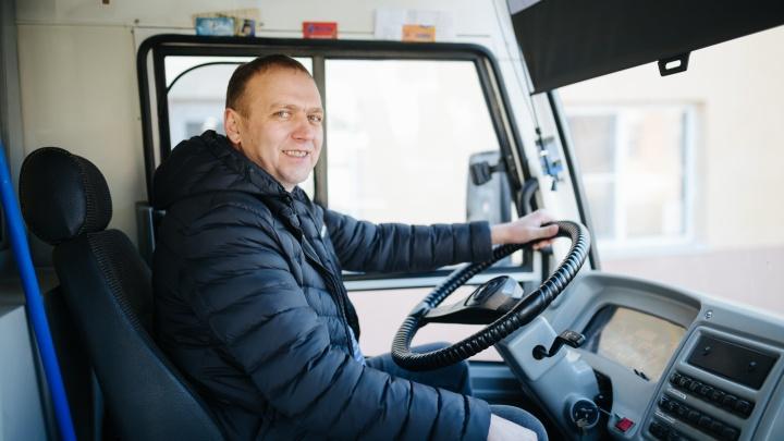 Водитель автобуса №63 рассказал, как на маршруте справляются без кондукторов