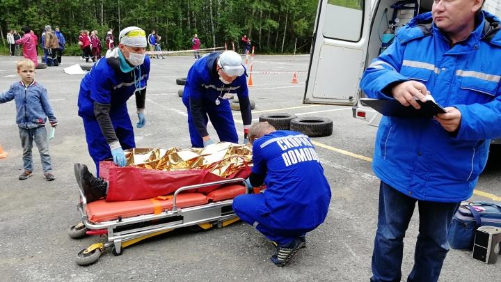 В Прикамье выбрали лучшую бригаду скорой помощи. Где она работает и что особенного делает?