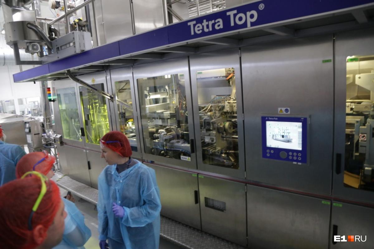 Есть ли в молоке антибиотики и почему йогурт так долго хранится: репортаж с екатеринбургского завода