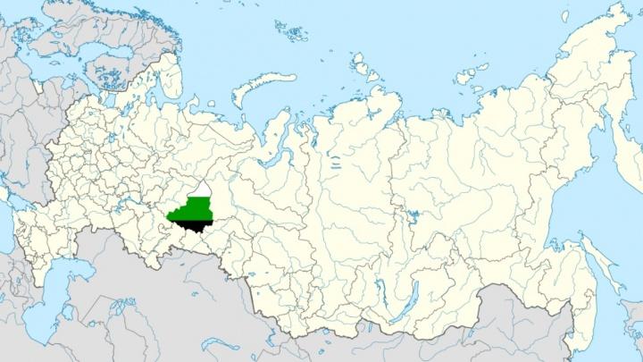 История Екатеринбурга. Четыре месяца Уральской республики