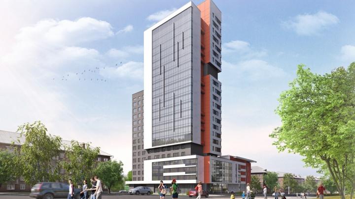 Обновление городского центра: чего ждать от новой высотки на Гурзуфской