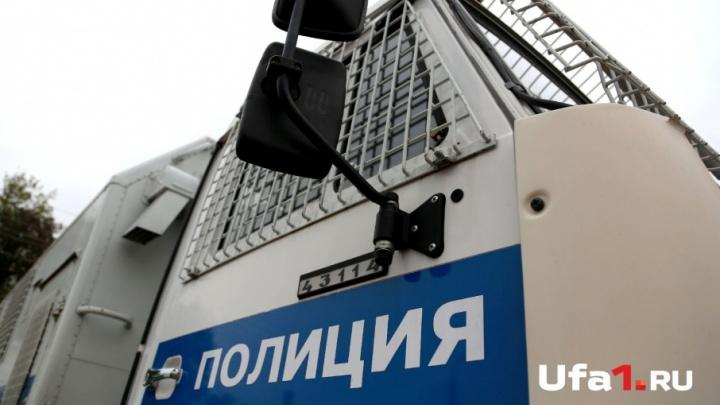 В Башкирии студент избил битой мужчину