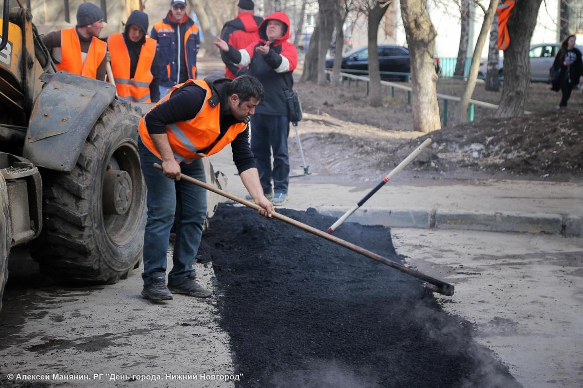 От выбора нижегородцев зависит, какие дороги отремонтируют в первую очередь
