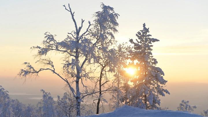 МЧС объявило штормовое предупреждение —на север Урала придёт 33-градусный мороз