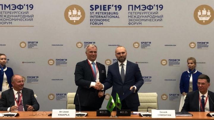 МегаФон и Cinia Oy объединяются в консорциум, чтобы соединить оптоволокном Европу и Азию