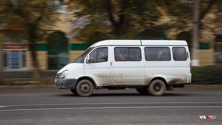 В Волгограде подешевел проезд в маршрутке №4