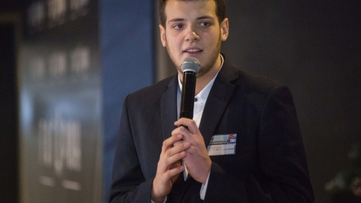 Красноярский студент-техник открыл в себе талант вожатого и участвует в конкурсе в Москве