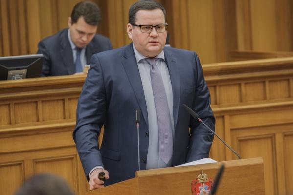 Антон Котяков переехал в Москву в 2012 году и почти три года управлял бюджетом Московской области