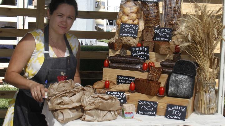 Пришли со своим тофу: у «МЕГИ» открылся фермерский рынок