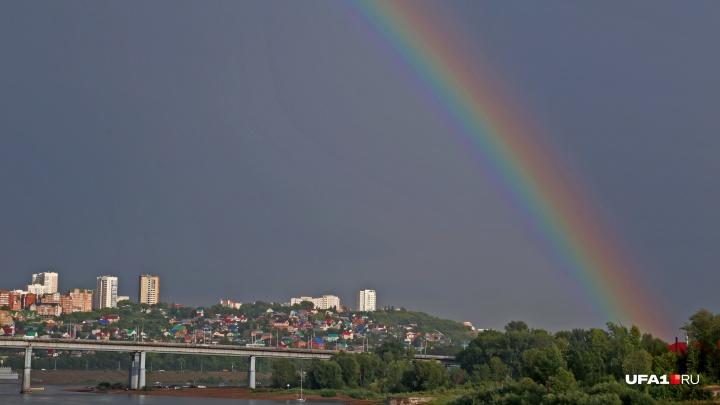 Лето вернется: в выходные в Башкирии будет настоящее пекло