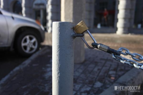 Парковку запретят с 12 августа