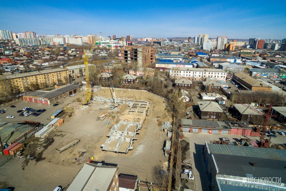 Новый дом на Шахтеров — с него началось освоение района
