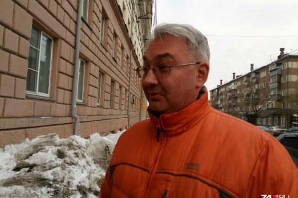 Дмитрий Кучин и его адвокат настаивали на вызове в суд его непосредственных руководителей