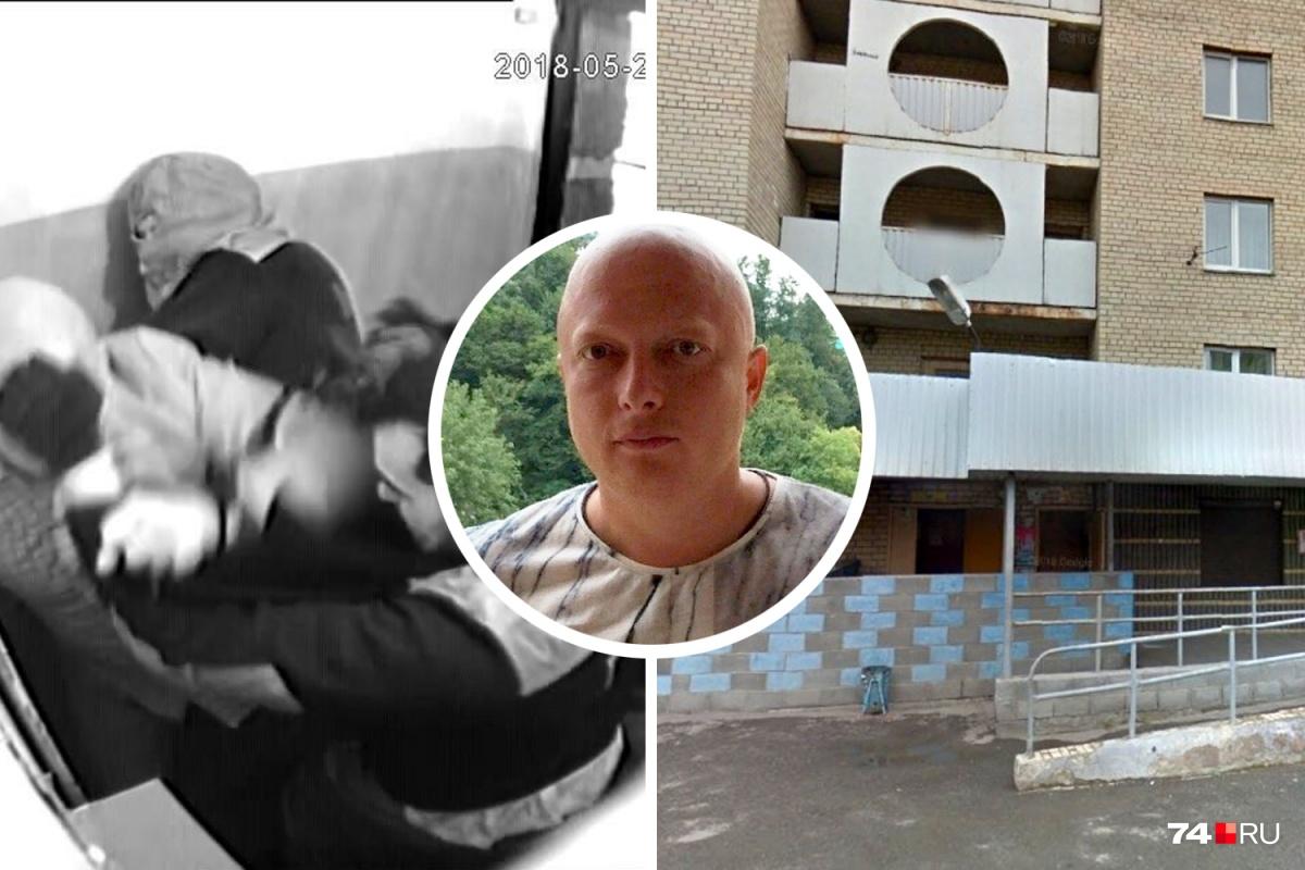 В день убийства Дмитрий Лебедев (на фото в центре) собирался ехать в суд, где рассматривался спор с его бизнес-партнёром