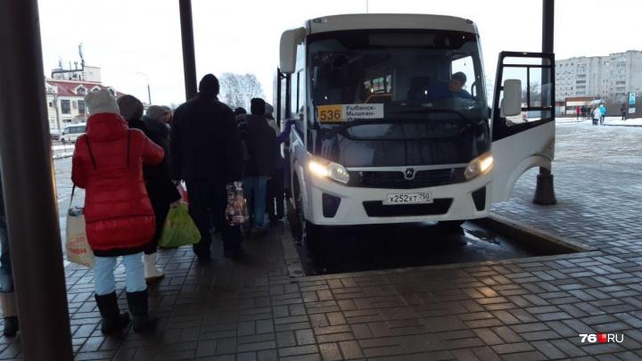 «Нет билетов. Совсем»: что натворили с пригородными и междугородными автобусами в Ярославской области