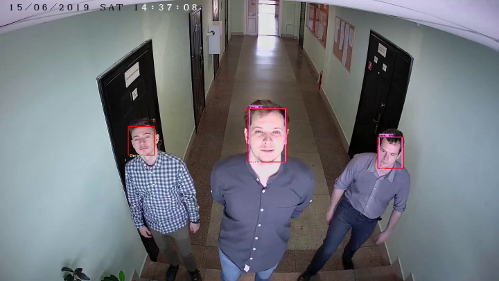 В НГТУ запустили систему, которая следит за студентами-нарушителями в коридорах