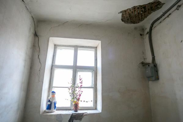 В квартире, куда заселили семью, не было даже холодной и горячей воды
