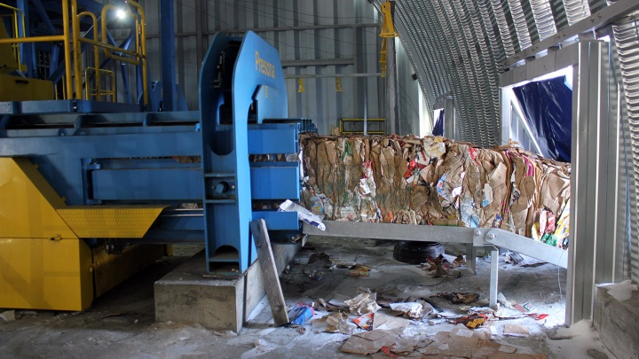 РЭК снизила тариф на обработку мусора для омичей в три с лишним раза