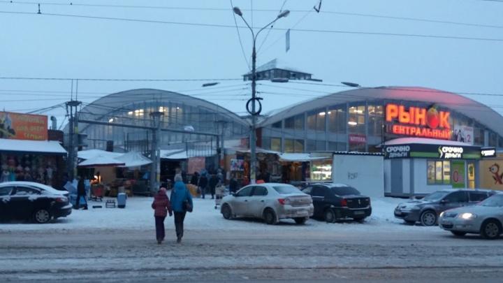 В Нижнем Новгороде задержали руководителя Канавинского рынка