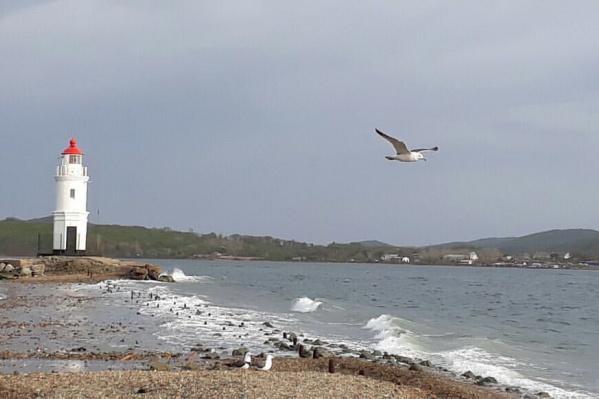 Во Владивосток можно лететь за красивыми видами на океан