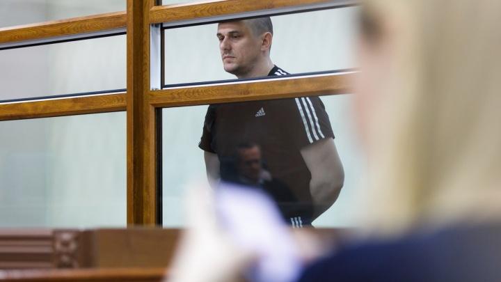 «Просили только припугнуть и не заплатили»: в Волгограде допросили убийцу бизнесмена Сергея Брудного