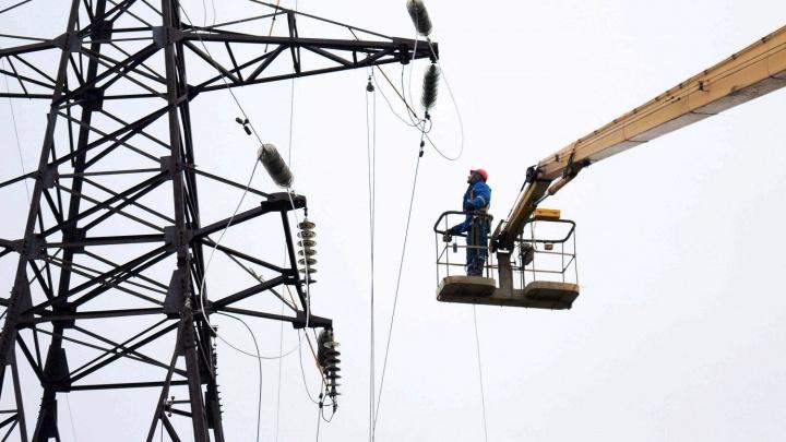 Новосибирцев попросили соблюдать правила электробезопасности в новогодние праздники
