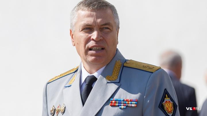 Начальник волгоградского УФСБ возглавил спортобщество «Динамо»