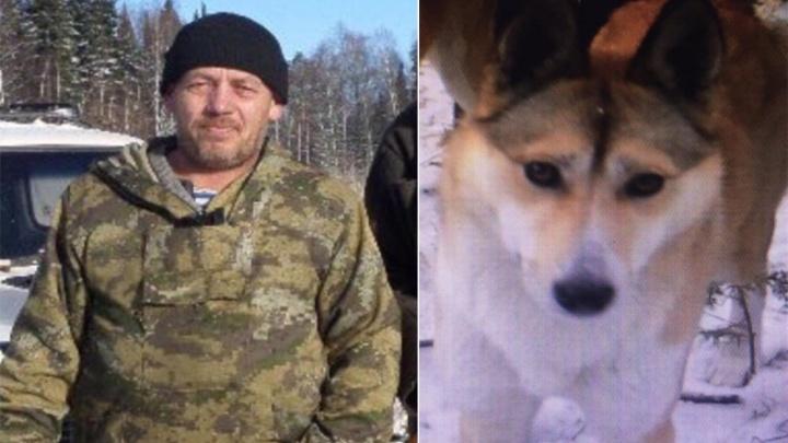 Спасатели выезжали на поиски пропавшего мужчины с собакой: он исчез почти две недели назад