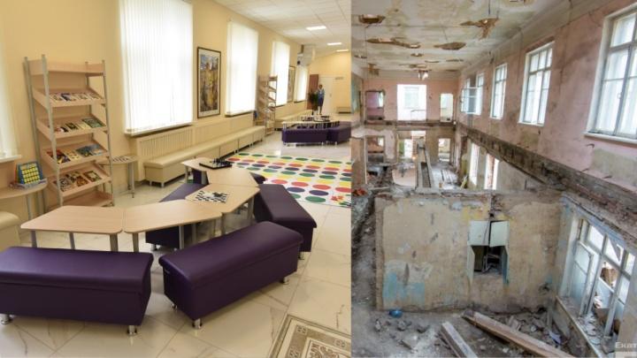 Bienvenue! В Екатеринбурге открыли крошечную школу, у которой заново построили второй этаж
