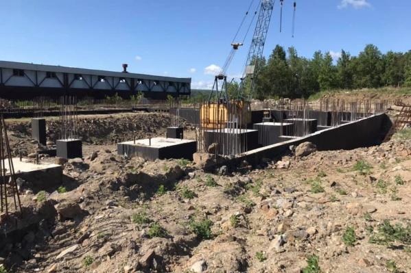 Химмаш бетон раствор строительный это бетон