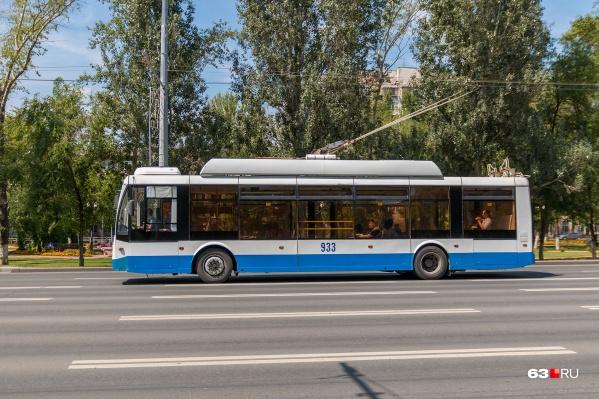 Троллейбусы№4 и №12 вновь ходят по привычным маршрутам