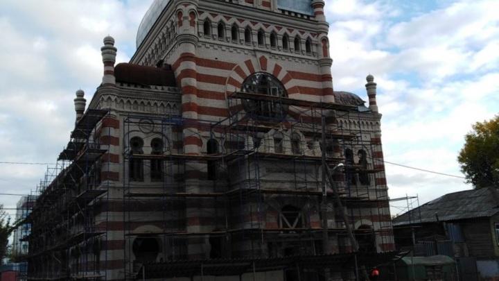 В Самаре стартовала реставрация хоральной синагоги
