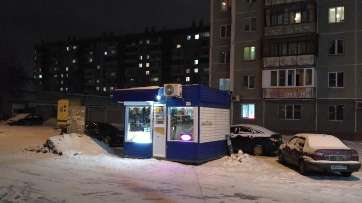 Челябинские депутаты запретили ставить киоски и автомойки во дворах