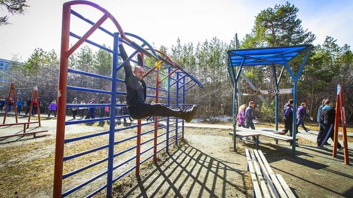 На ремонт курганских спортшкол потратят 19,5 миллиона рублей