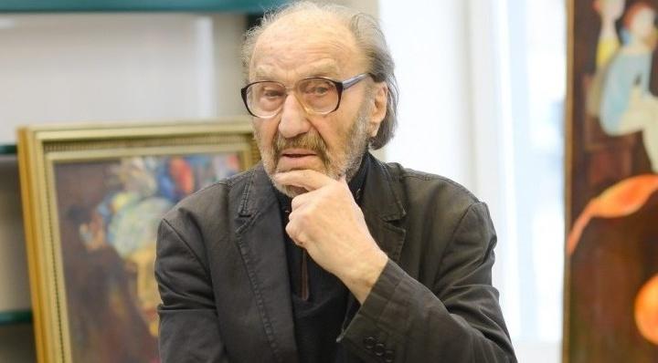 Художник Виталий Волович упал на улице и попал в больницу