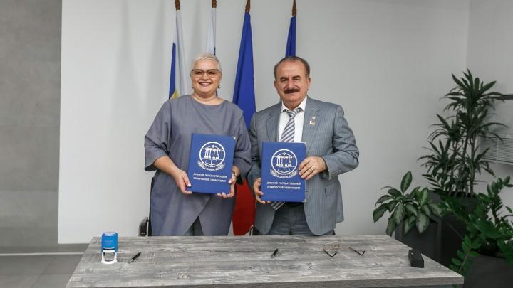 Сбербанк и ДГТУ заключили соглашение о сотрудничестве