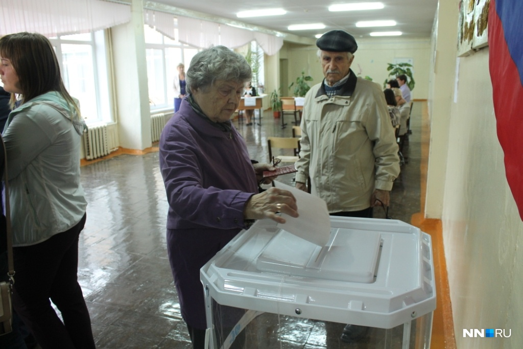 Только претендентов отпарламентских партий допустили довыборов вНижнем Новгороде