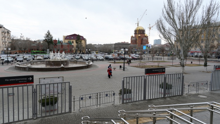 «Сараи нужно снести»: директор краеведческого музея призвал очистить центр Волгограда от магазинов