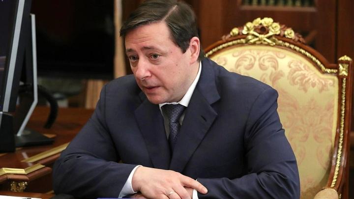 Экс-губернатор края Александр Хлопонин заработал за прошлый год почти 3 млрд рублей