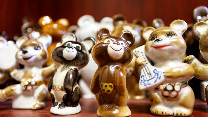 «Наша гордость уйдет в частные руки»: коллекционер из Волгограда предложил чиновникам купить мишку
