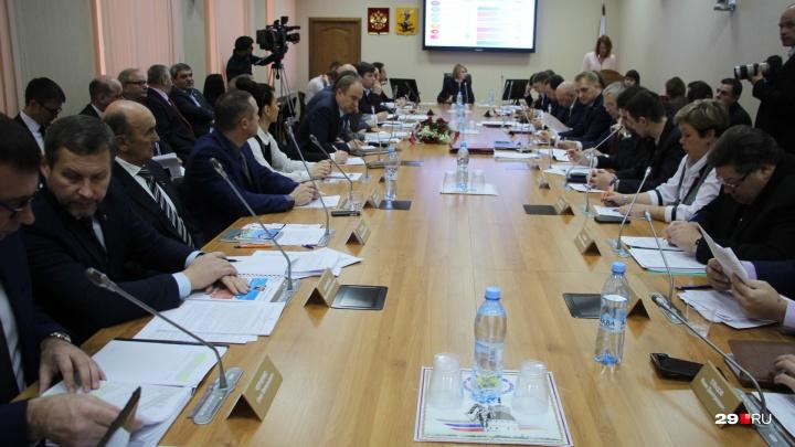 Архангельские депутаты отказались просить областных коллег о запрете на ввоз московского мусора