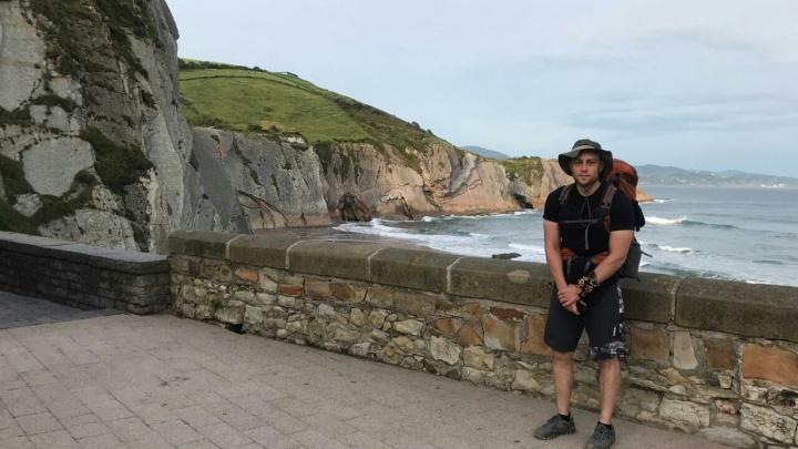 Челябинец отправился в паломничество по Испании по пути святого Иакова